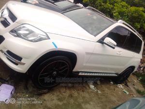 Mercedes-Benz GLK-Class 2009 White | Cars for sale in Lagos State, Amuwo-Odofin