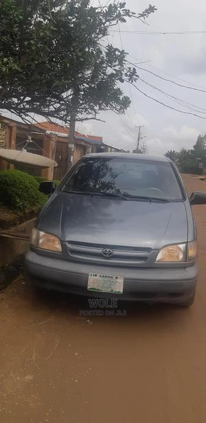 Toyota Sienna 1999 Green   Cars for sale in Lagos State, Alimosho