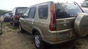 Honda CR-V 2003 Gold | Cars for sale in Abuja (FCT) State, Gwarinpa