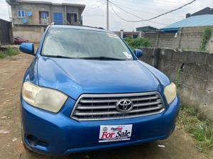 Toyota Highlander 2010 Limited Blue | Cars for sale in Lagos State, Ogudu