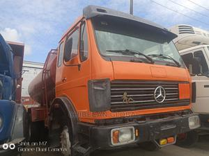 Mercedes-Benz Water Tanker Truck 2000 Orange Tokunbo   Trucks & Trailers for sale in Lagos State, Apapa