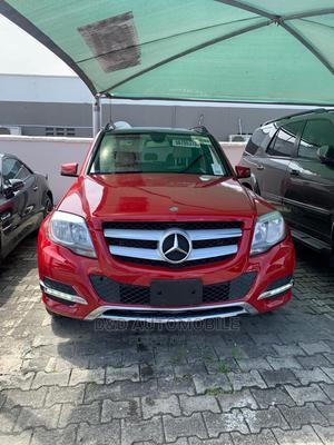 Mercedes-Benz GLK-Class 2013 350 4MATIC Red   Cars for sale in Lagos State, Lekki