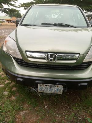 Honda CR-V 2007 Green   Cars for sale in Abuja (FCT) State, Gaduwa