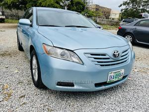 Toyota Camry 2007 Blue | Cars for sale in Abuja (FCT) State, Jahi