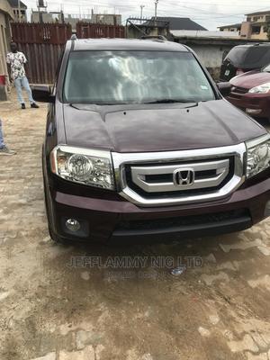 Honda Pilot 2010 Brown | Cars for sale in Lagos State, Ejigbo