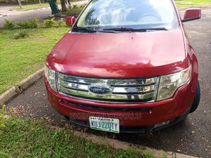 Ford Edge 2008 Red | Cars for sale in Abuja (FCT) State, Gudu