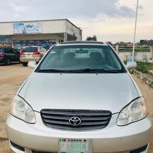 Toyota Corolla 2004 LE Silver | Cars for sale in Oyo State, Ibadan