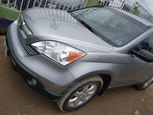 Honda CR-V 2007 Silver   Cars for sale in Lagos State, Ogba