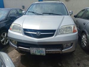 Acura MDX 2004 Silver   Cars for sale in Lagos State, Ifako-Ijaiye