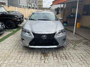 Lexus ES 2014 350 FWD Silver   Cars for sale in Lagos State, Ogba