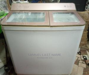 12kg Haier Thermocool Washing Machine | Home Appliances for sale in Abuja (FCT) State, Lugbe District