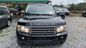 Land Rover Range Rover Sport 2008 Black   Cars for sale in Abuja (FCT) State, Gudu