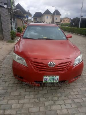 Toyota Camry 2009 Red | Cars for sale in Delta State, Ethiope East