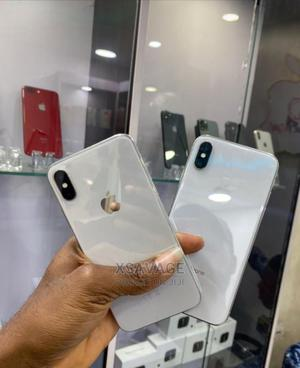 Apple iPhone XS Max 256 GB Silver   Mobile Phones for sale in Rivers State, Port-Harcourt