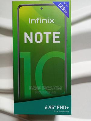 New Infinix Note 10 128 GB Black | Mobile Phones for sale in Ogun State, Ijebu Ode