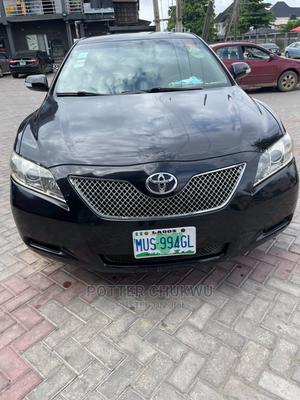 Toyota Camry 2008 2.4 LE Black   Cars for sale in Lagos State, Amuwo-Odofin