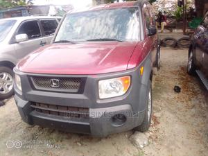 Honda Element 2006 Red   Cars for sale in Lagos State, Amuwo-Odofin