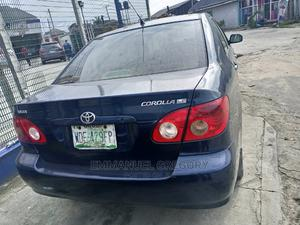 Toyota Corolla 2006 Blue | Cars for sale in Rivers State, Port-Harcourt