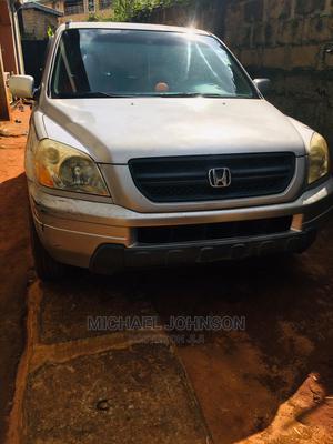 Honda Pilot 2006 EX 4x4 (3.5L 6cyl 5A) Silver   Cars for sale in Enugu State, Enugu