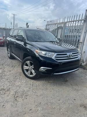 Toyota Highlander 2013 Limited 3.5l 4WD Black   Cars for sale in Lagos State, Amuwo-Odofin