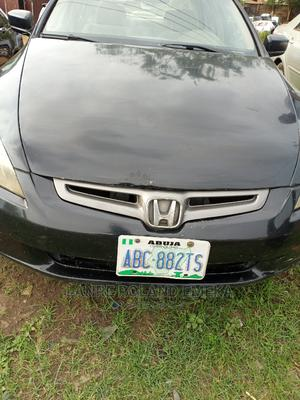 Honda Accord 2004 2.4 Type S Automatic Blue | Cars for sale in Abuja (FCT) State, Kado