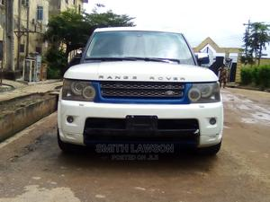 Land Rover Range Rover Sport 2006 HSE 4x4 (4.4L 8cyl 6A) White   Cars for sale in Lagos State, Abule Egba