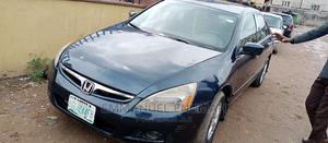 Honda Accord 2004 Automatic Blue   Cars for sale in Lagos State, Alimosho