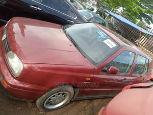 Volkswagen Golf 1998 Red | Cars for sale in Lagos State, Egbe Idimu
