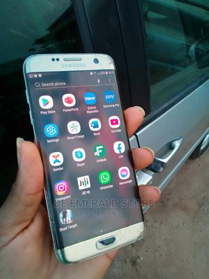 Samsung Galaxy S7 edge 32 GB Gold | Mobile Phones for sale in Lagos State, Ogba
