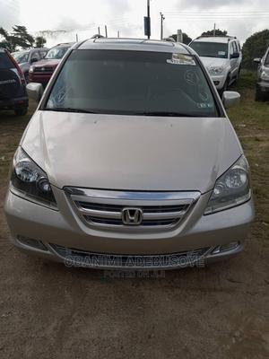 Honda Odyssey 2006 Touring Gray   Cars for sale in Lagos State, Alimosho