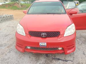Toyota Matrix 2004 Red   Cars for sale in Abuja (FCT) State, Gudu