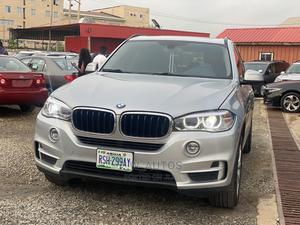 BMW X5 2015 Silver | Cars for sale in Abuja (FCT) State, Kado
