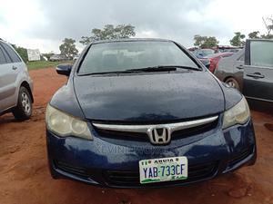 Honda Civic 2006 Blue   Cars for sale in Abuja (FCT) State, Kubwa