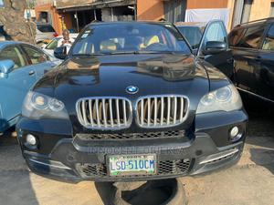 BMW X5 2007 3.0 Sport Automatic Blue | Cars for sale in Lagos State, Surulere