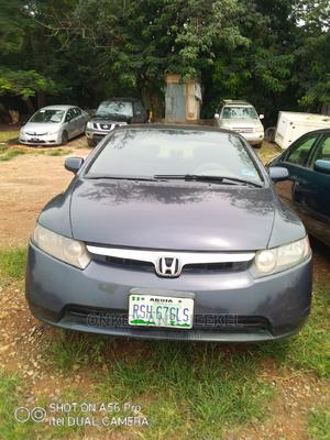 Honda Civic 2006 Blue | Cars for sale in Abuja (FCT) State, Karu