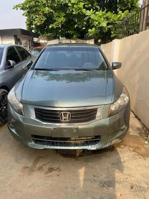 Honda Accord Crosstour 2009 Gray | Cars for sale in Lagos State, Ogba