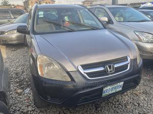 Honda CR-V 2002 Gold | Cars for sale in Lagos State, Ogba