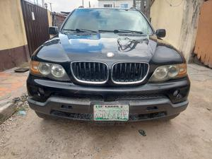 BMW X5 2005 3.0i Black | Cars for sale in Lagos State, Ikeja
