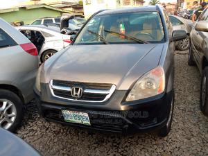 Honda CR-V 2002 Gold | Cars for sale in Lagos State, Agege
