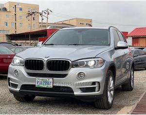 BMW X5 2016 Silver | Cars for sale in Abuja (FCT) State, Mabushi