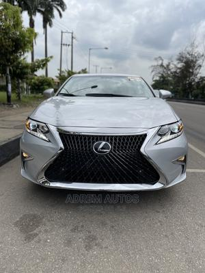 Lexus ES 2013 350 FWD Silver   Cars for sale in Lagos State, Ogba