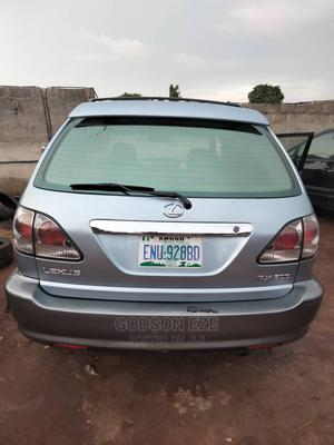 Lexus RX 2002 300 2WD Black | Cars for sale in Anambra State, Awka