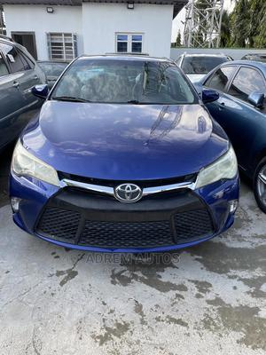 Toyota Camry 2016 Blue   Cars for sale in Lagos State, Ogba