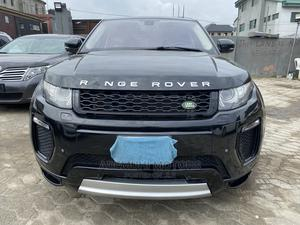 Land Rover Range Rover Evoque 2015 Black | Cars for sale in Lagos State, Ajah