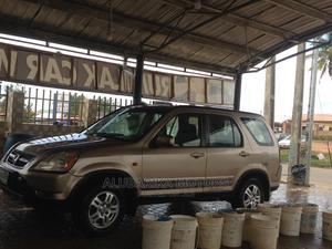 Honda CR-V 2004 Gold | Cars for sale in Osun State, Osogbo