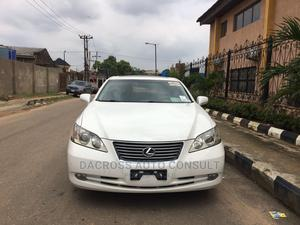 Lexus ES 2008 350 White | Cars for sale in Lagos State, Abule Egba