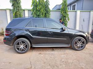 Mercedes-Benz M Class 2010 ML 350 4Matic Black | Cars for sale in Lagos State, Agboyi/Ketu