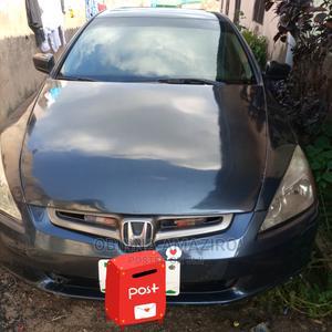 Honda Accord 2005 Automatic Blue | Cars for sale in Abuja (FCT) State, Maitama