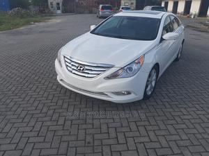 Hyundai Sonata 2011 White | Cars for sale in Lagos State, Ajah