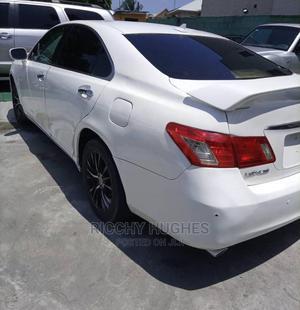 Lexus ES 2007 350 White   Cars for sale in Lagos State, Victoria Island